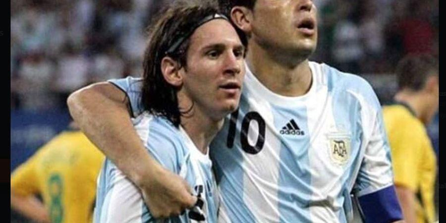 Disalahkan Atas Performa Jeblok Griezmann, Ini Balasan Lionel Messi