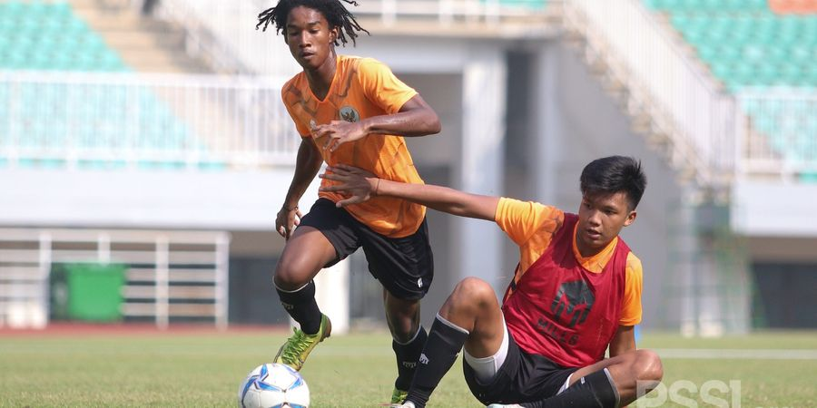 Pentingnya Pendidikan untuk Pemain Timnas U-16 Indonesia, Ronaldo Kwateh