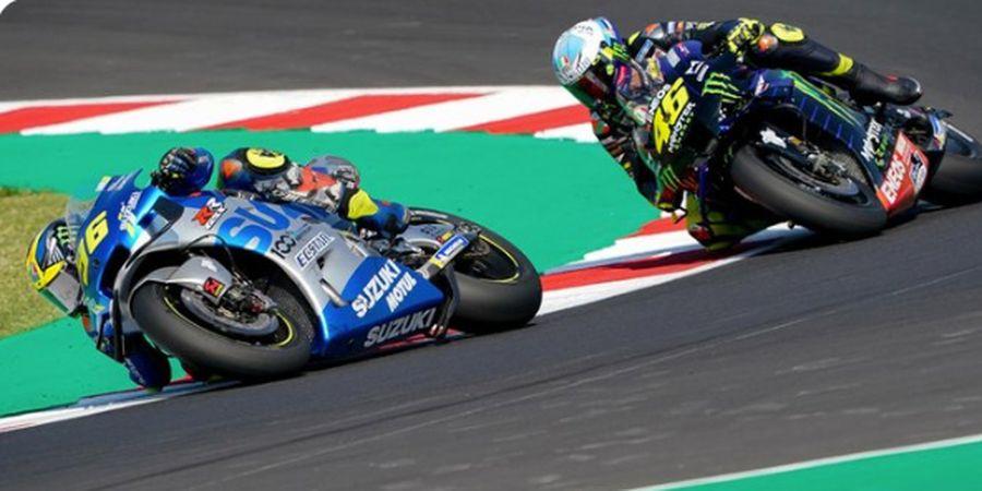 Joan Mir Sorot Valentino Rossi yang Tetap Balapan pada MotoGP 2021