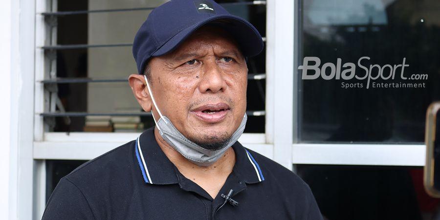 Rahmad Darmawan Desak Liga 1 Segera Digulirkan Demi Timnas Indonesia