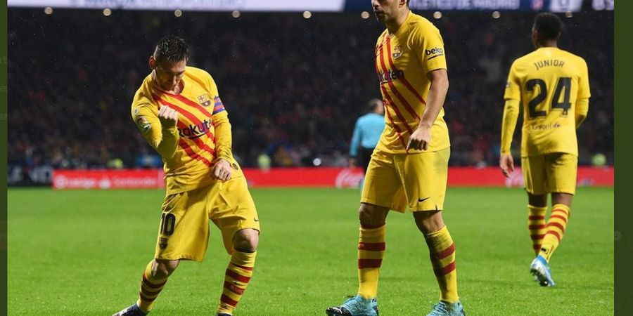 Susunan Pemain Barcelona Vs Osasuna - Lionel Messi Comeback