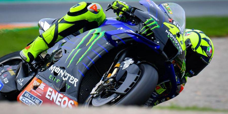 Hasil MotoGP Portugal 2020 - Akamsi Tak Ada Lawan, Valentino Rossi Posisi Segini