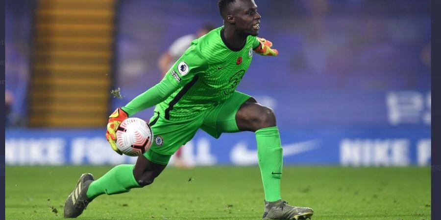 Chelsea Ditahan Imbang Spurs 0-0, Edouard Mendy Ukir Torehan Mentereng