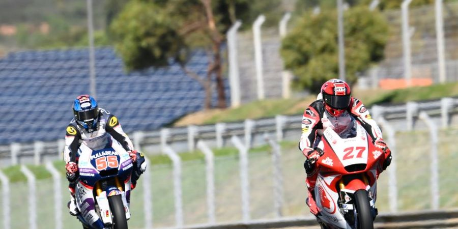 Penyesalan Pembalap Indonesia pada Balapan Terakhirnya di Kelas Moto2