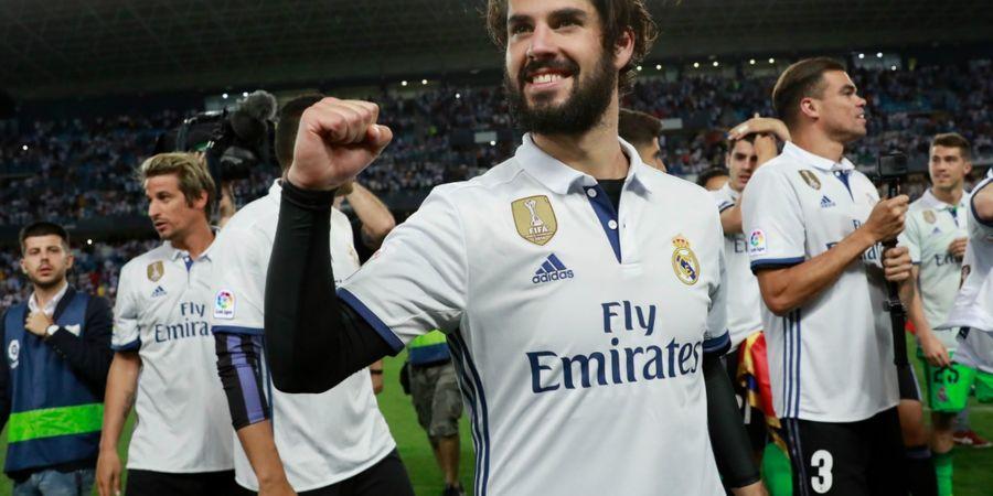 Agen Ungkapkan Isco Ingin Segera Angkat Kaki dari Real Madrid