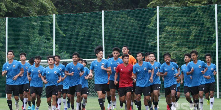 Satu Pekan Jalani TC, Pemain Timnas U-19 Indonesia Alami Banyak Perkembangan