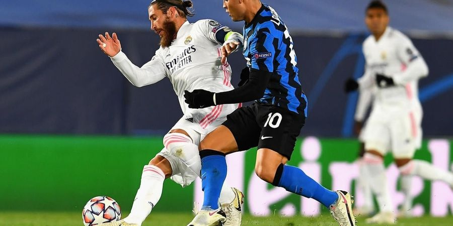 Inter Milan Vs Real Madrid - Pertandingan Final bagi I Nerazzurri