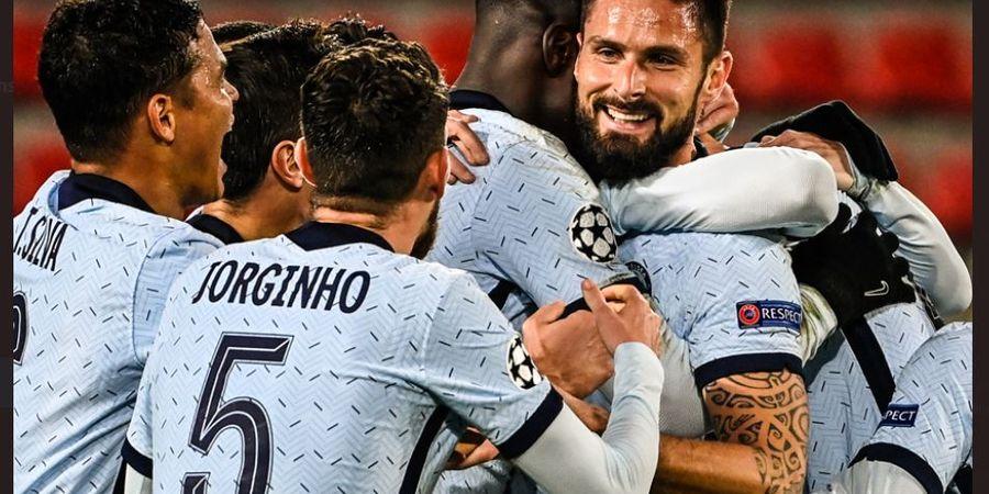 Hasil Lengkap dan Klasemen Liga Champions - Chelsea, Sevilla, Barcelona, dan Juventus Lolos ke 16 Besar