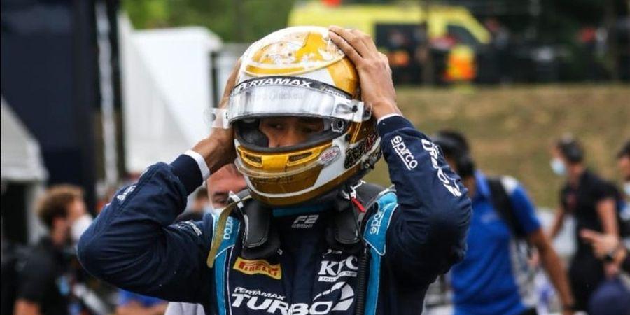 Sembuh dari Cedera, Sean Gelael Siap Kembali Perkuat DAMS pada Formula 2