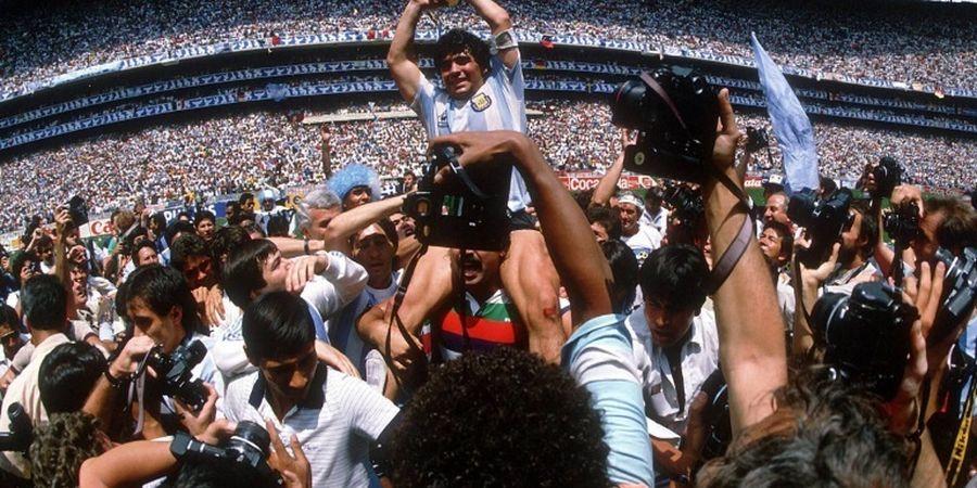 Ambulans Telat Datang, Pengacara Maradona Minta Diadakan Penyelidikan