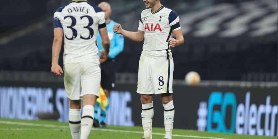 Cetak Gol Ajaib untuk Kemenangan Spurs, Jose Mourinho Malah Tak Senang dengan Harry Winks