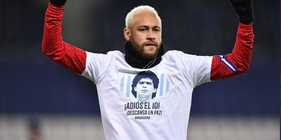 Pupus Harapan Real Madrid dan Barcelona, Neymar Perpanjang Kontrak?