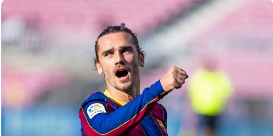 Cetak Gol Lagi, Antoine Griezmann Mulai Tunjukkan Ketajaman di Barcelona