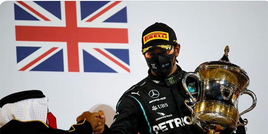 CEO Baru F1 Tak Yakin Lewis Hamilton Bakal Bertahan di Mercedes