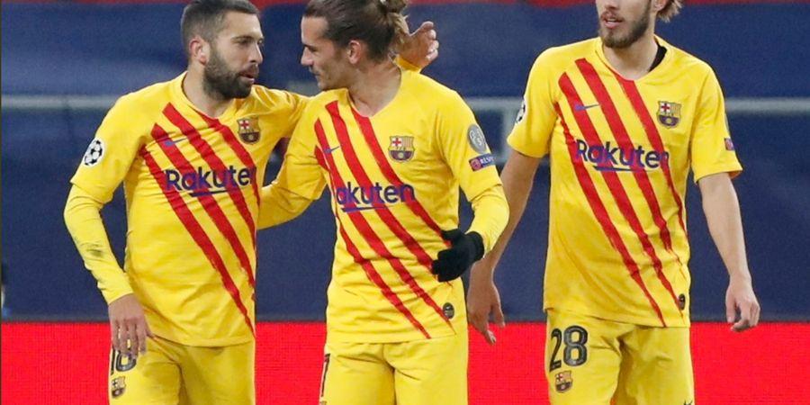 Usai Curhat soal Masalahnya dengan Lionel Messi, Antoine Griezmann Moncer di Barcelona