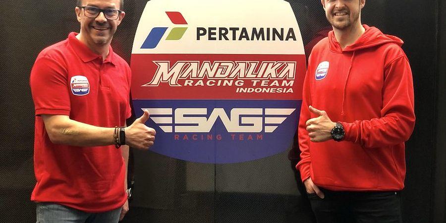 BREAKING NEWS - Mandalika Racing Team Resmi Gabung Tim SAG pada Moto2 2021