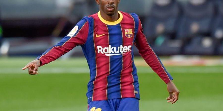 Diincar Klub-klub Besar, Penyerang Barcelona Hadapi Ketidakjelasan