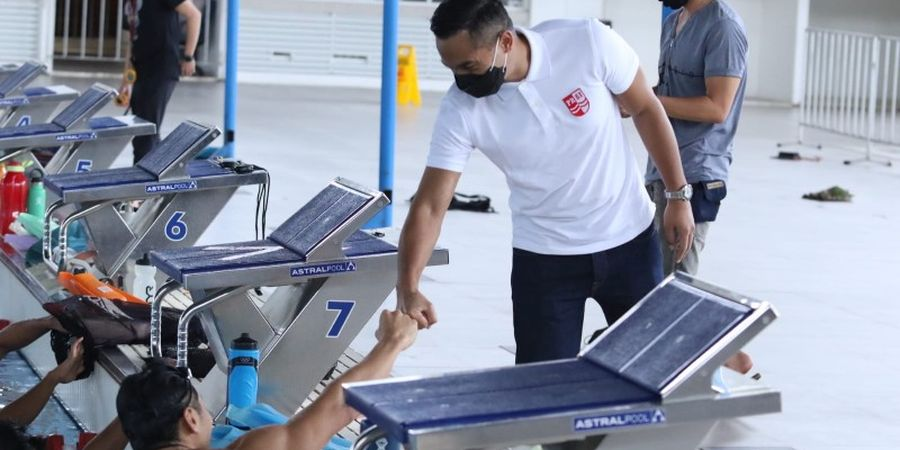 Tim Renang Indonesia untuk Olimpiade akan Dikirim Try Out ke Luar Negeri