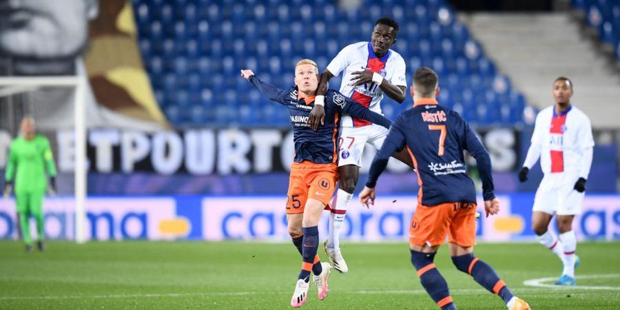 Hasil Liga Prancis - Hampir Di-Comeback Lagi, PSG Menang di 15 Menit Terakhir
