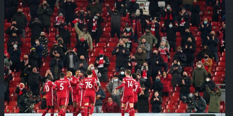 Badai Cedera Liverpool Perlahan Mulai Berakhir, Hanya Tinggal 3 Nama di Ruang Perawatan