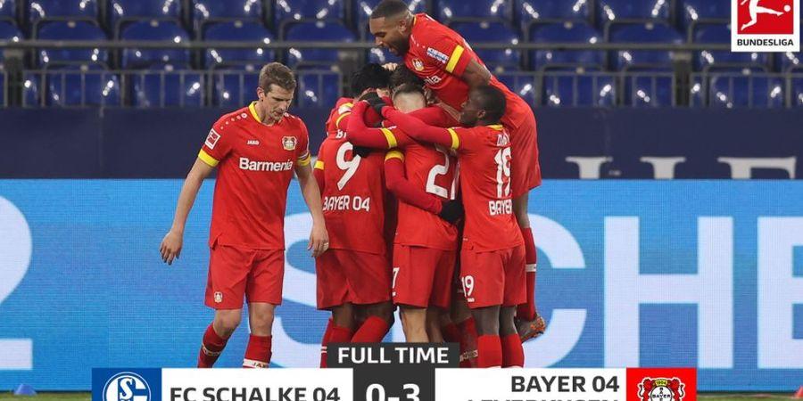 Hasil Lengkap dan Klasemen Bundesliga - Leverkusen Menggantung di Leher Bayern Muenchen