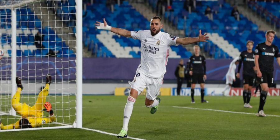 Real Madrid Bakal Tak Ada Lawan Jika Bermain Seperti Melawan Moenchengladbach