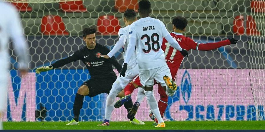 Mohamed Salah Bikin Calon Pemain Naturalisasi Malaysia Terlihat Konyol Saat Cetak Rekor untuk Liverpool