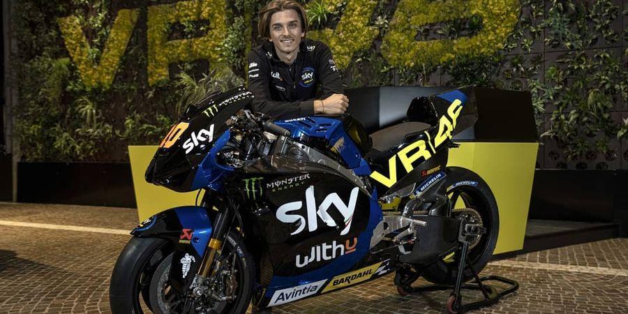 Bos Yamaha Petronas Tak Pandang Tim Valentino Rossi Sebagai Momok di MotoGP