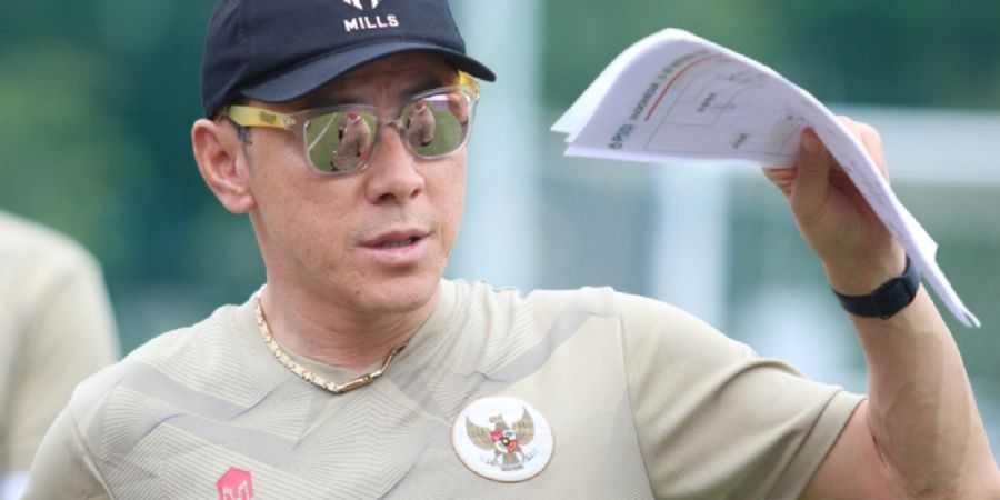 Sedih karena Piala Dunia U-20 2021 Batal, Shin Tae-yong Asah Timnas U-19 Indonesia sampai 2023