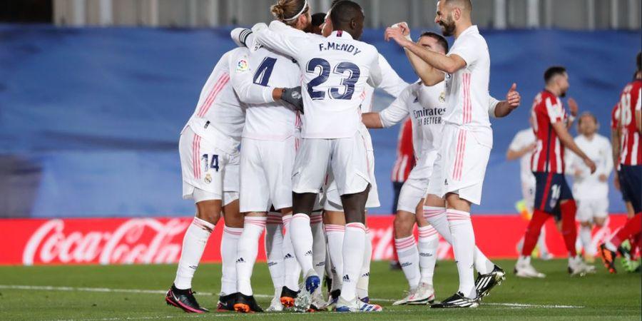 Susunan Pemain Real Madrid Vs Athletic Bilbao - Kesempatan Los Blancos Perpanjang Catatan Apik atas Los Leones