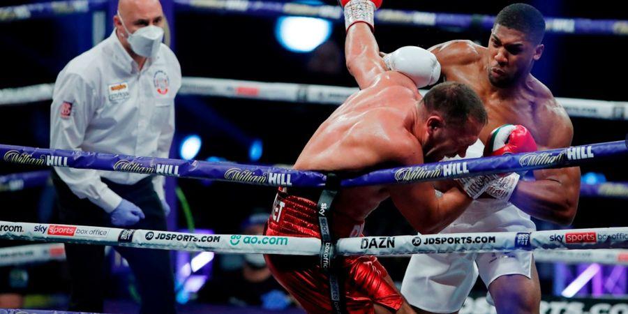 Anthony Joshua vs Kubrat Pulev Bukan Duel Tinju, tetapi Penganiayaan