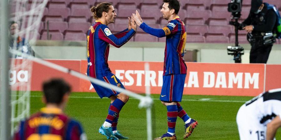 Pengakuan Luis Suarez soal Kondisi Antoine Griezmann di Barcelona