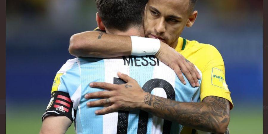 Neymar dan Messi Bakal Reuni Lagi, tapi Bukan di Paris Saint-Germain