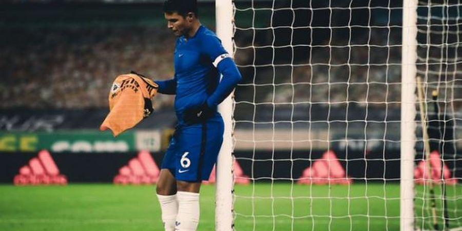 Thiago Silva Ungkapkan Perbedaan Suasana di Chelsea dan Paris Saint-Germain