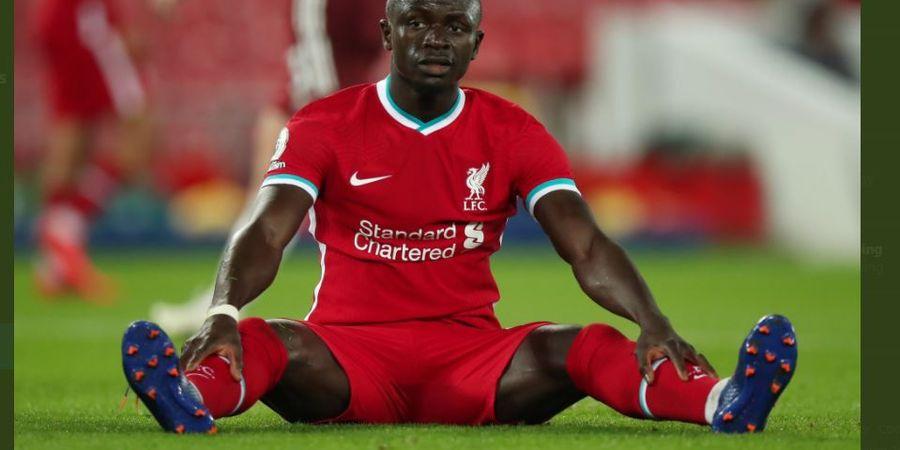 Liverpool Melempem di Liga Inggris, Sadio Mane Punya Harapan Lain
