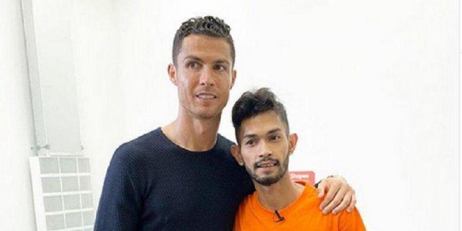 Gairah ke Eropa, Andai Martunis Terima Tawaran Cristiano Ronaldo ke Manchester United...