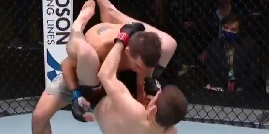 Jagoan UFC Penyempurna Jurus Khabib Bikin Keputusan Mengejutkan