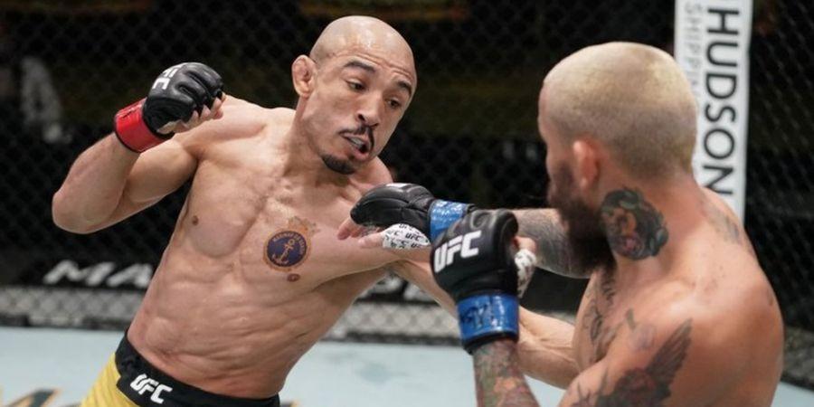 UFC Vegas 17 - Hentikan Streak Kekalahan, Jose Aldo Akhirnya Menang di Kelas Bantam