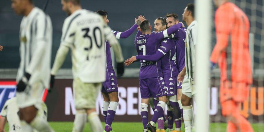 Kalah Telak dari Fiorentina, Juventus Diklaim sudah Salah Sejak Awal