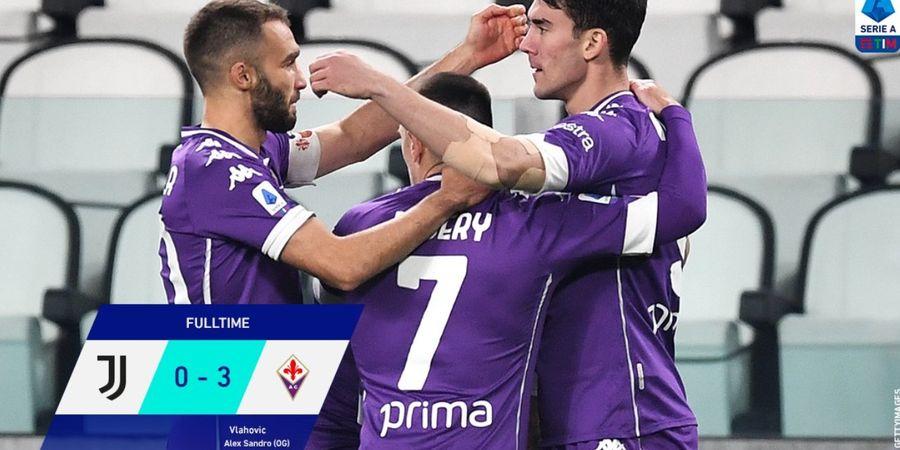 Hasil dan Klasemen Liga Italia - Apes Total, Dalam 1 Hari Juventus Kehilangan 6 Poin