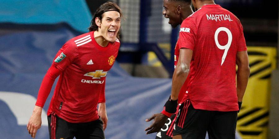 Cavani Dikaitkan dengan Klub Argentina, Bagaimana Reaksi Man United?