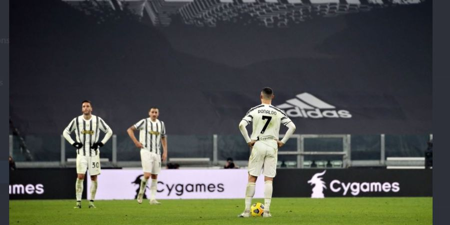 10 Kekalahan Terbesar Ronaldo di Liga, Juventus vs Fiorentina Masuk Daftar