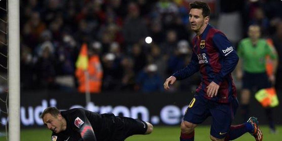 Barcelona Vs Atletico Madrid - Lionel Messi Jadi Momok Bagi Jan Oblak
