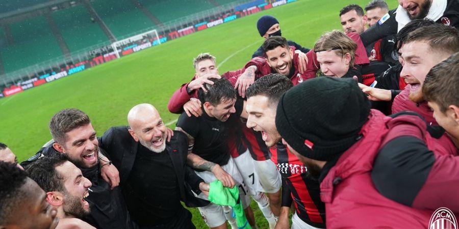 Kebangkitan AC Milan Dimulai Usai Dibantai 0-5 oleh Atalanta