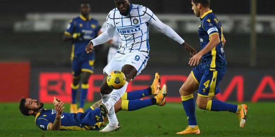 Starting XI Sampdoria vs Inter Milan - Kejar Puncak Klasemen Tanpa Lukaku dari Awal