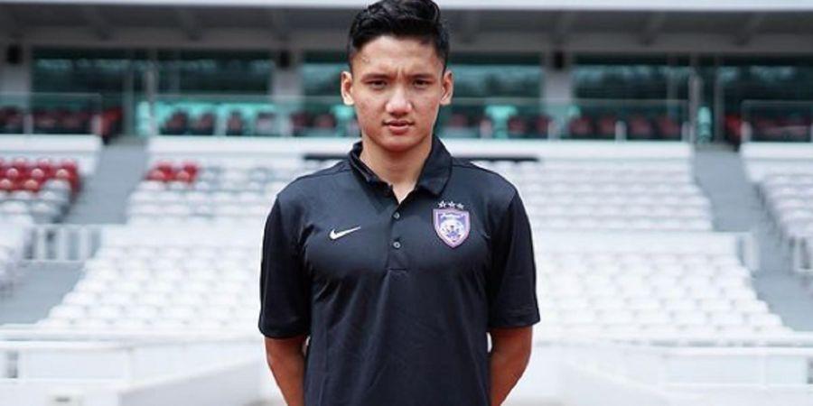 Alasan JDT Tak Daftarkan Gelandang Timnas Indonesia Syahrian Abimanyu di Liga Champions Asia
