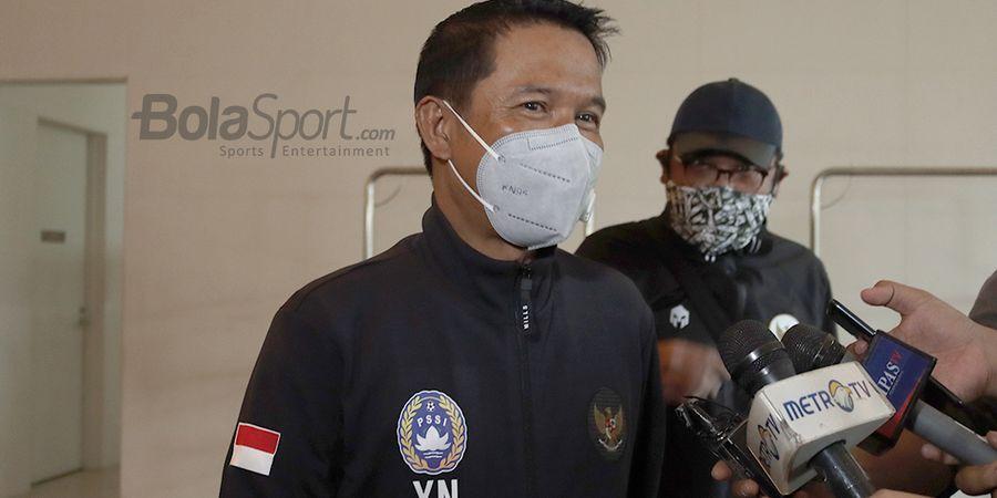 Keinginan Shin Tae-yong Belum Tercapai, Timnas U-22 Indonesia Gelar TC Lagi Februari 2021