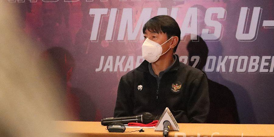 Harapan Shin Tae-yong Terkait Kejelasan Kompetisi Liga 1 dan Liga 2