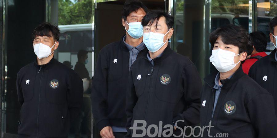 Shin Tae-yong Ambil Alih Skuad Timnas U-16 Indonesia