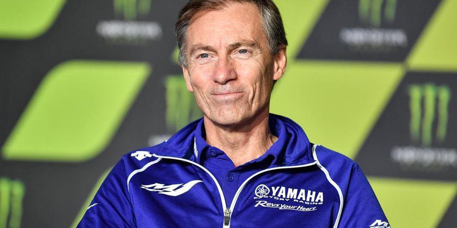 Memang Nasib, Pinangan Manis Yamaha Ditolak Pembalap MotoGP Ini